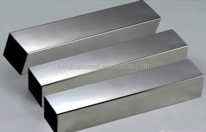 304 stainless steel square tube/pipe manufacturer