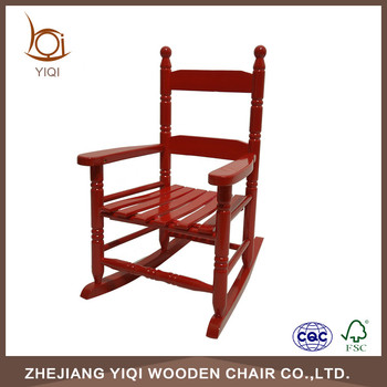 Cute Wood Baby Rocking Chair On Sale