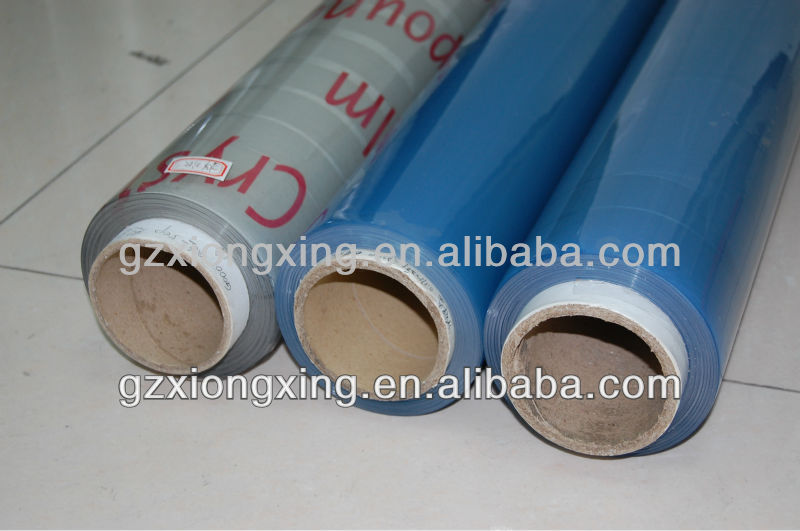 manufacturer normal clear plastic sheet for packaging or bag