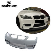 1M Design Gray Primmer PU Material E90 Front Car Auto Bumpers For BMW E90 LCI 2009UP