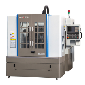 Double-column 5 axis cnc machine, high precision plastic milling machine