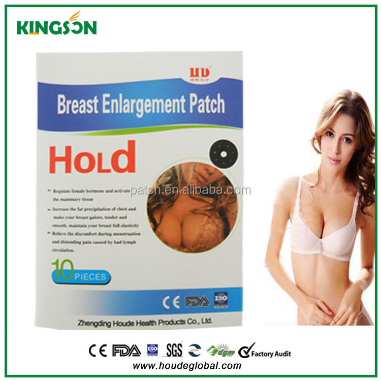 enlarging hormones breast