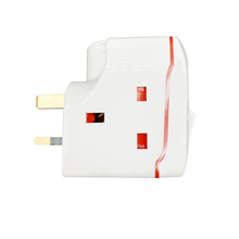 13a zekering uk internatioanl Geschakeld plug verstelbare bureau travel <span class=keywords><strong>adapter</strong></span>