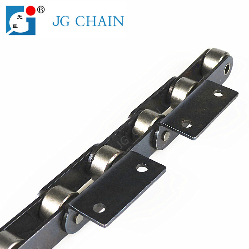 Double Pitch Chains C2082 A2 Chain Conveyors Attachment