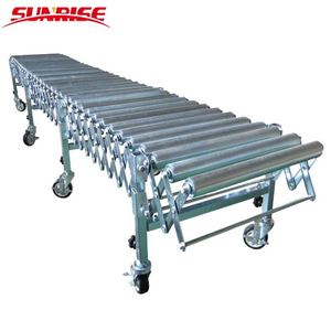 gravity roller conveyor manual/powered