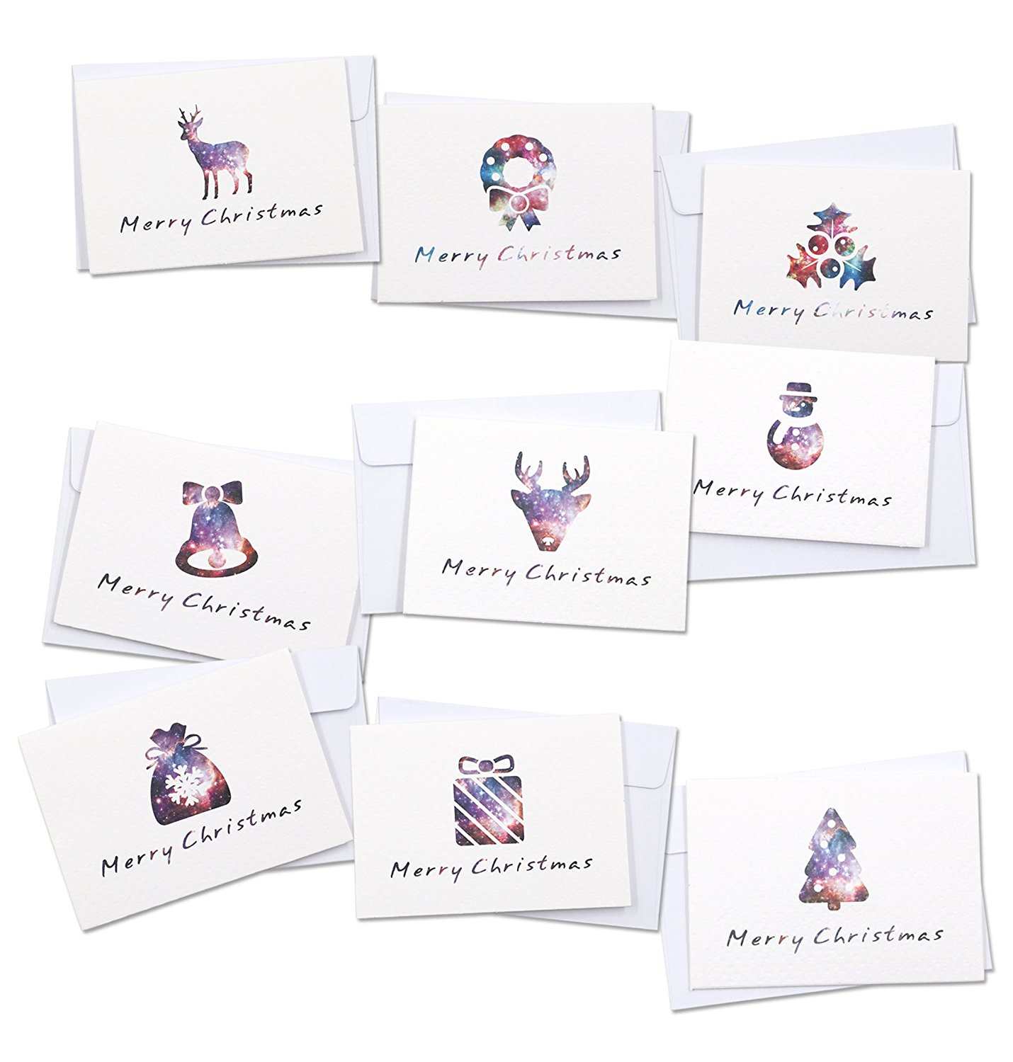 Cheap merry christmas korea find merry christmas korea deals on get quotations merry christmas greeting cards alxcd 18 pcs foldable small size 3375 2375 m4hsunfo