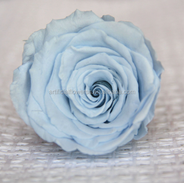 Artificial flower rose bud artificial natural everlasting roses