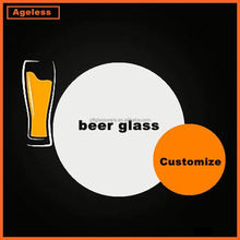 disposable plastic beer tasting cup beer glass