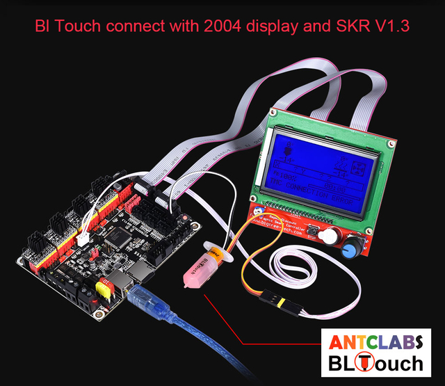 Bltouch Wiring