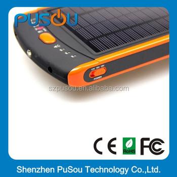 solar ladeger te 5000 mah portable usb solar panel. Black Bedroom Furniture Sets. Home Design Ideas