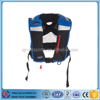 Tactical Neck Support Inflatable Life Jacket/ Life Vest