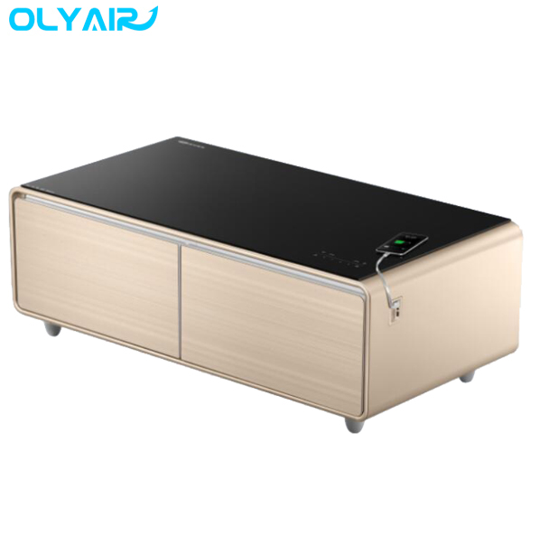 Multi Function 130l Refrigerator Coffee Table With Smart Touch Control Buy Bar Fridge Coffee Table Refrigerator Coffee Table Mini Fridge Coffee Table Product On Alibaba Com