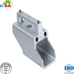 customized aluminum MAZAK milled medical spare parts