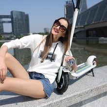 Customized Hidden battery 8 inch Electric Self Balancing Scooter 2018 Most Popular Smart electic scooter