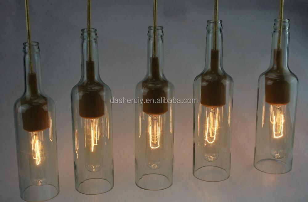Creativo decoración casera de interior lámpara luz pendiente ...