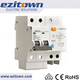 DZ47L 4 pole rcbo mcb Moulded Case circuit breaker