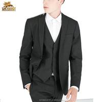 2015 latest fashion fancy suits blazer formal men's slim fit blazer designs