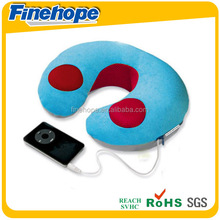 Bluetooth Neck Pillow Speaker, Bluetooth Neck Pillow Speaker Suppliers and  Manufacturers at Alibaba.com