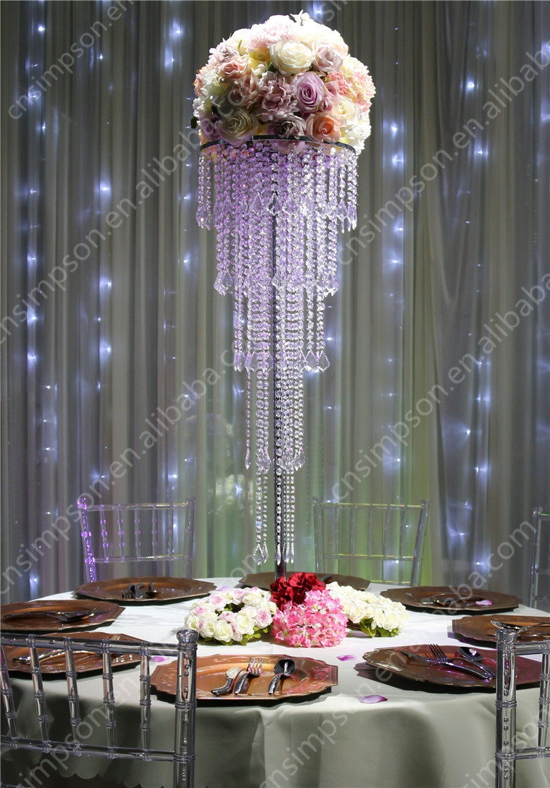 Chandelier centerpieces for weddings images wedding decoration ideas crystal acrylic chandelier centerpieces wedding home decor buy crystal acrylic chandelier centerpieces wedding home decor therapyboxfo aloadofball Images