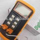 Dual 2 Channel Thermocouple Probe Digital Thermometer K