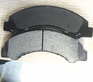 Quiet Braking High Performance Car Lines Disc Brake Pad and Shoe
