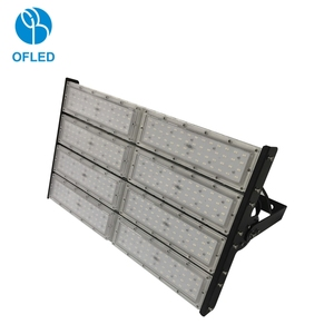 IP65 High Lumen Good Heat Dissipation 130Lm/w SAA Listed 400W 480W 600W LED Outdoor Stadium Lighting