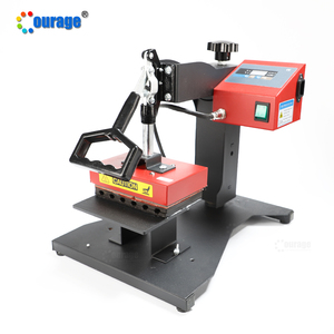 5 in 1 Sublimation plastic ball pen transfer printing machine