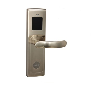 Hotel Key Card Encoder Stainless Locks Rfid Door Entry System Buy