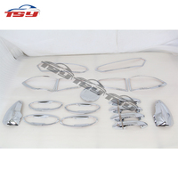 High Quality Chrome Kit For Ford Eco-Sport 2013