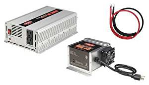 Battery Charger/Inverter 45A 1000W