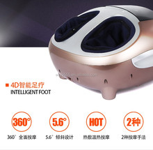 Massager Properties and Foot Application massage cushion