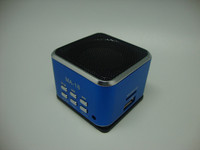 Bluetooth controlling led speaker for Android and IOS system