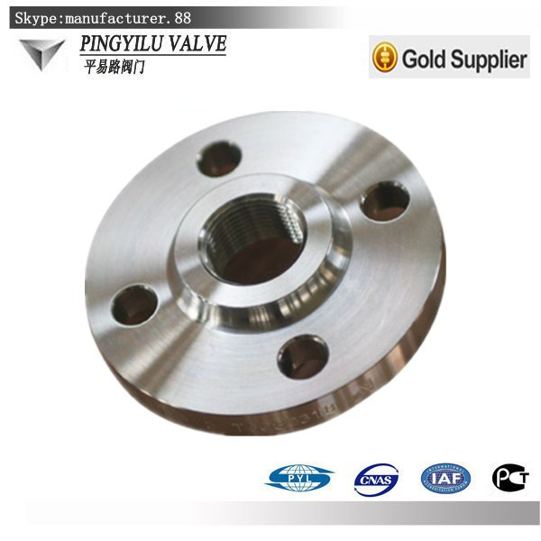 standard stainless steel flanges weight