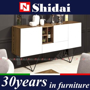 Contemporary Dining Room Storage Furniture China Hutch H-828