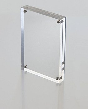 clear acrylic picture photo frame photo frame 4x6