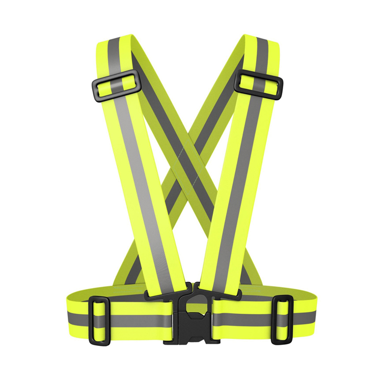 2018 Factory Price Customized Available reflective vest safety Reflective running