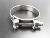 50mm heavy duty stainless steel industrial hose clamp