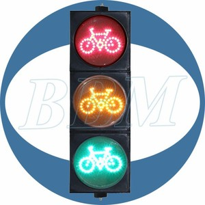 standard usb bike traffic light led