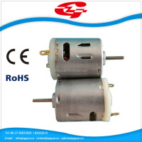 Micro 18V hair dryer dc motor for hotel use rs-365