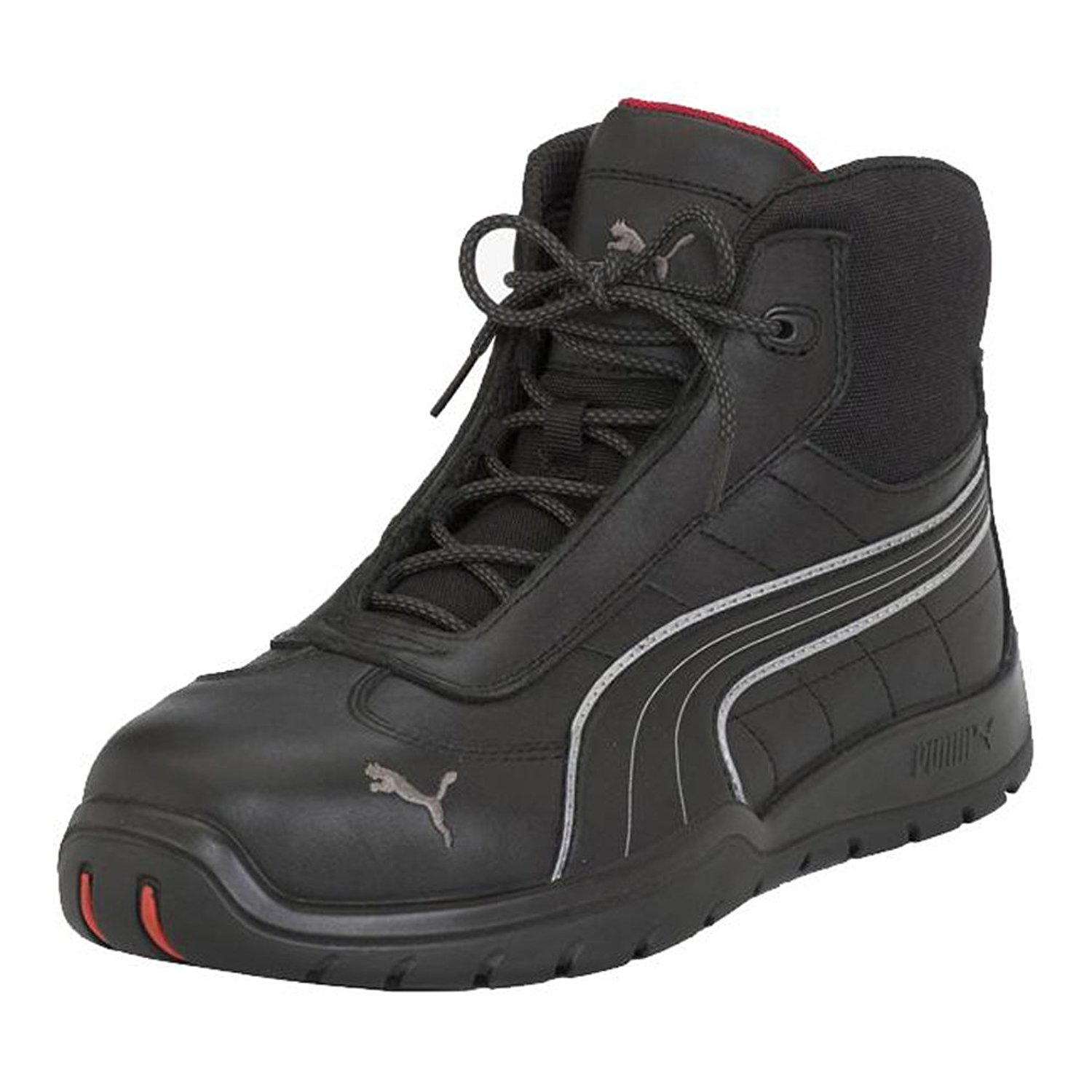 bde40a8216d Buy Puma Indy Mid Brown S3 Safety Boots   493 632180 in Cheap Price ...