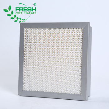 H12 H13 H14 Fresh HEPA Air Filter Box Filter for conditioning system