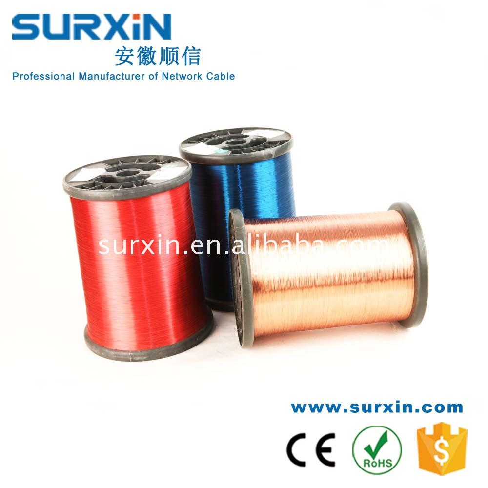 Promotional uew 155 centigrade magnet enameled aluminum wire supplier