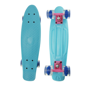 Best quality Special Design 100% new PP mini 22 inch cruiser outdoor skateboard