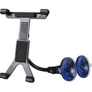 "Siig Ce. Mt0d12. S1 Windshield Ipad Car Mount . 5.75"" X 5.75"" X 11.12"" . Abs Plastic . 1 Black ""Product Type: Accessories/Holders"""