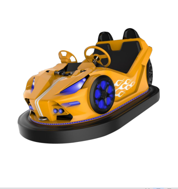 Coin operated bumper car baterry car for kids indoor dodgem bumper car