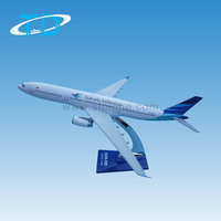 Garuda Indonesia A330-200 16cm diecast plane model with gear