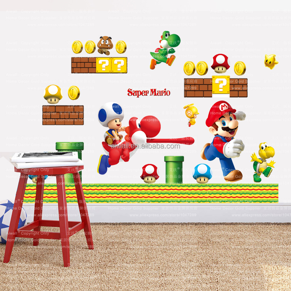 China mario decal china mario decal manufacturers and suppliers on alibaba com