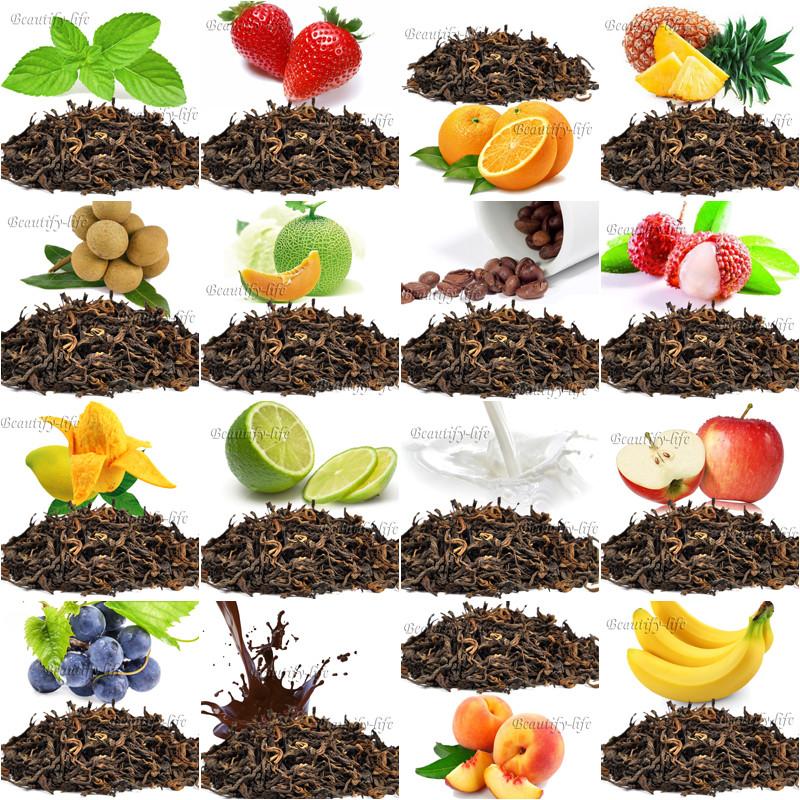 do promotion!   Free Shipping!   50pcs Different  Flavor Pu er, Pu'erh tea, Yunnan Puer tea, Mini Tuocha, Chinese tea