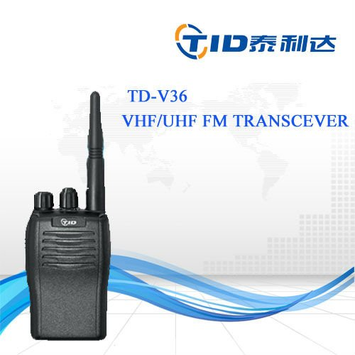 TD-V36 Scramble fuction VOX two way radio 5km long range