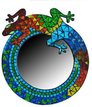 Bali Gecko Mosaik Spiegel Buy Bali Mosaik Spiegel Mosaik Spiegel Mosaik Aus Glas Product On Alibaba Com